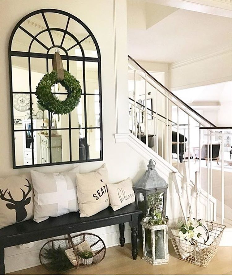 Front Entryway Decorating Ideas The Design Twins
