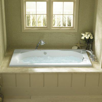 Kohler Devonshire Alcove 60 X 32 Soaking Bathtub Soaking