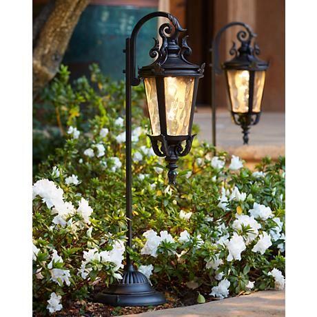 Casa marseille collection led landscape path light 5k437 lamps plus