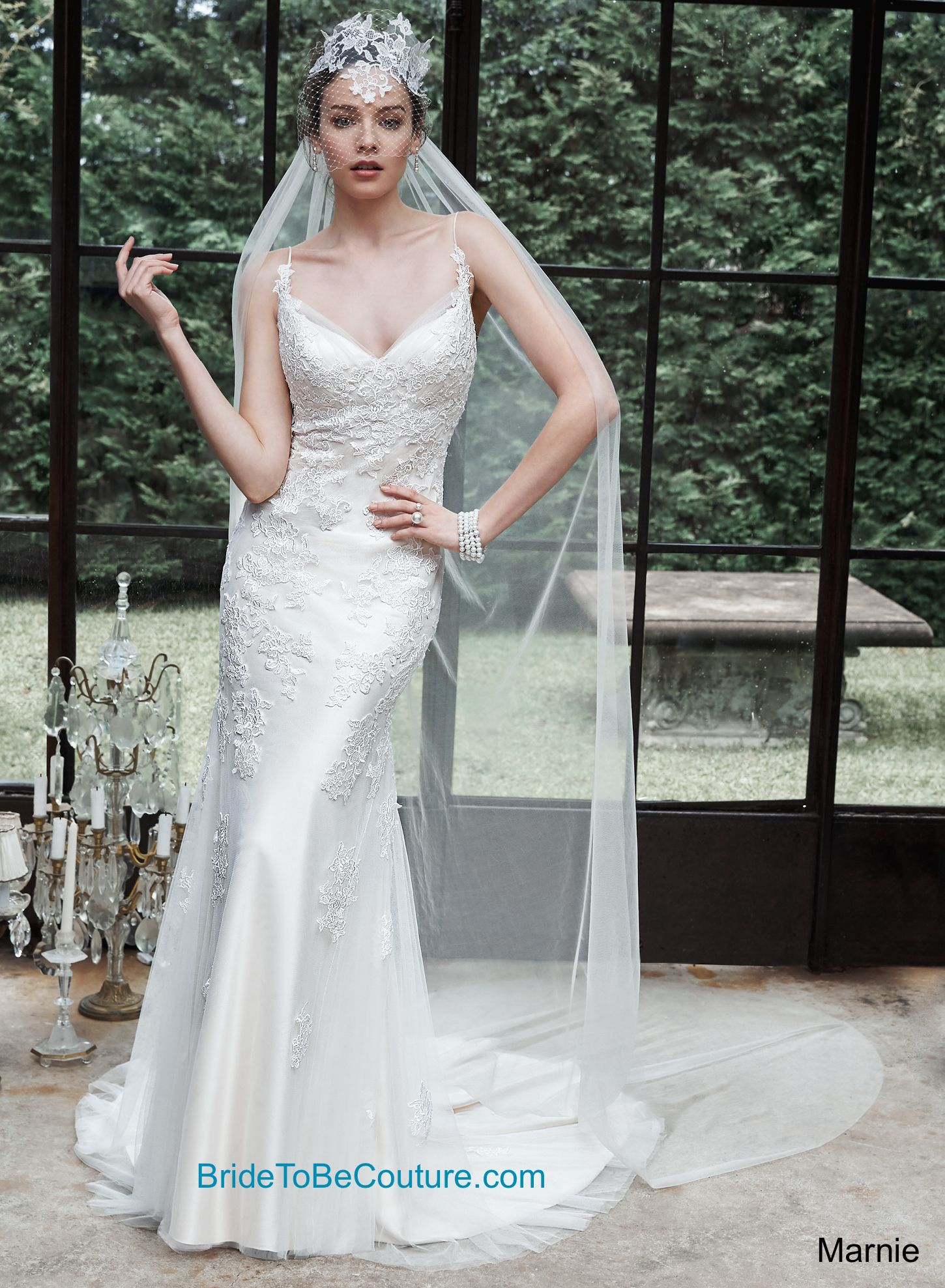 MAGGIE SOTTERO Marnie  Sacramento Wedding Gowns and Dresses  Best