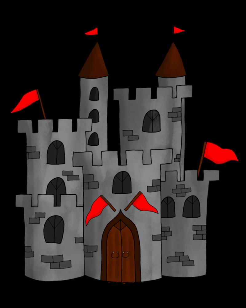 Pingl par cathy k sur coloriage chateau fort dessin chateau coloriage chateau et dessin - Dessin chateau princesse ...