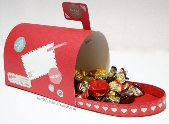 Sueli: Buzón de San Valentin