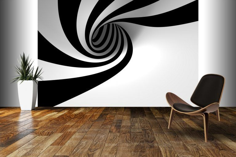 15 outstanding wall art ideas inspired by optical
