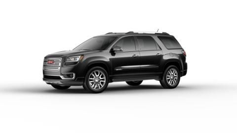 2013 Gmc Acadia Denali Love This Is One Of The Cars My Dad Is