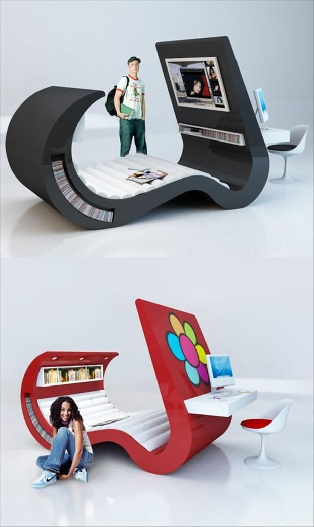 25 Cool Bedroom Designs To Dream About At Night Futuristic Bed Beautiful Bedroom Designs Cool Beds