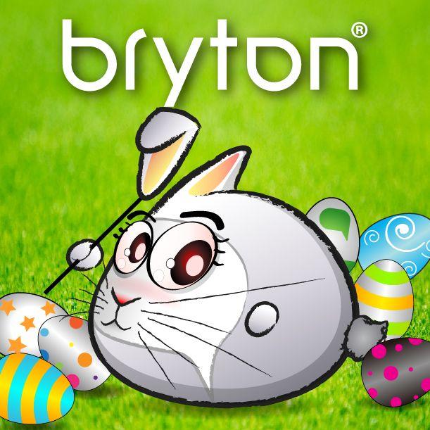 Www.brytonsport.com Happy Easter Rabbit