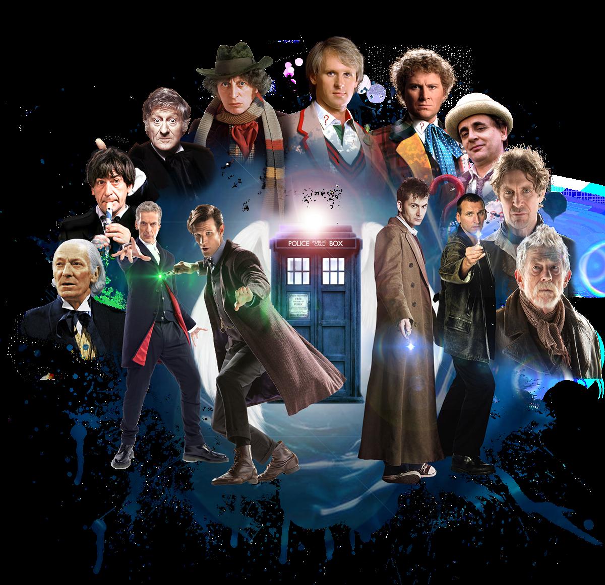 Картинки всех доктора кто