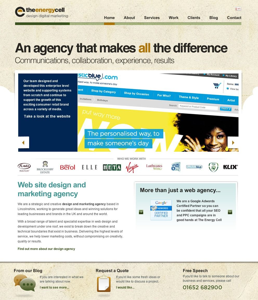 Pin By The Retail Collective On Design Web Design Marketing Design Design Agency Website Design