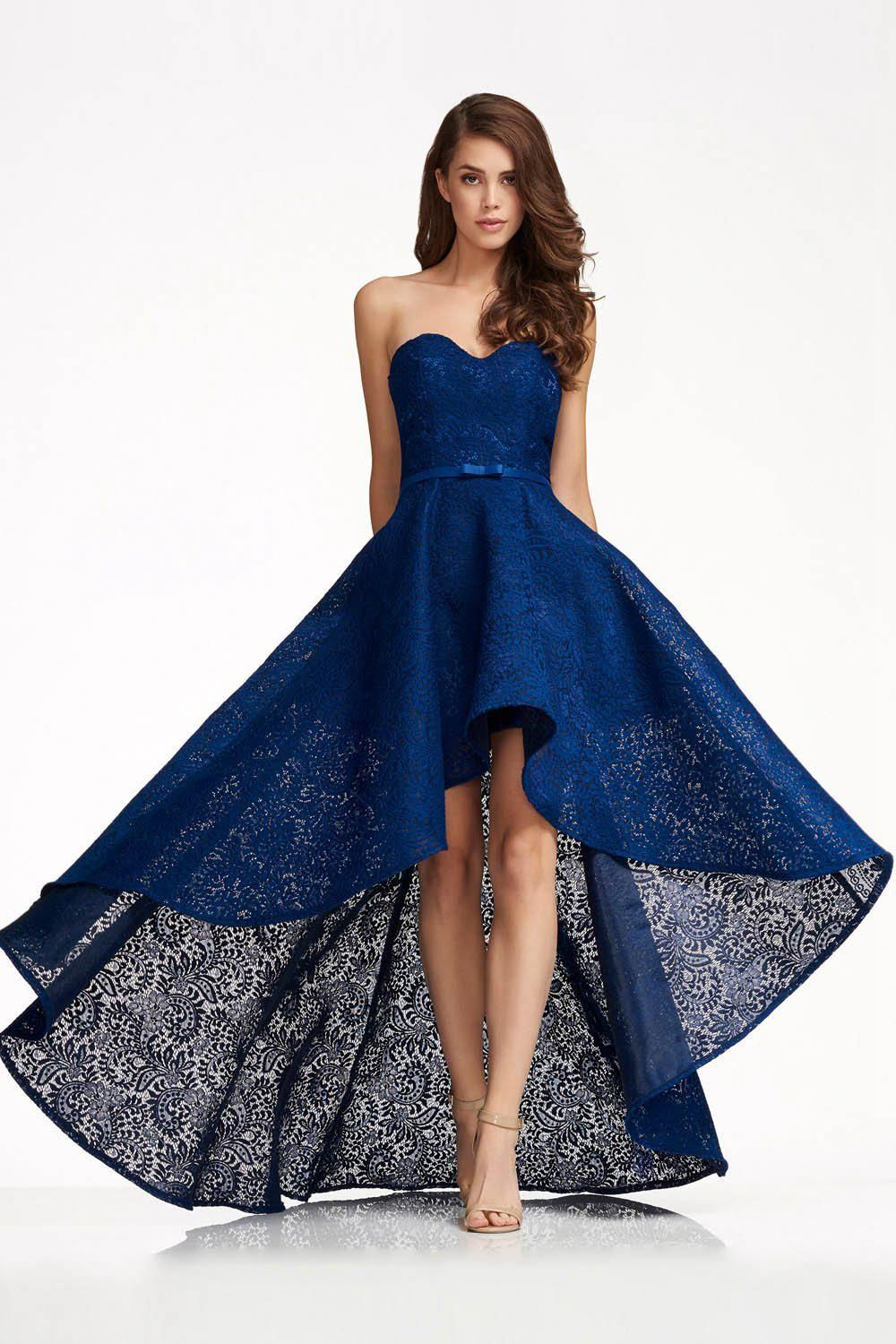 Sweetheart Lace High-low Prom Dress  homecomingdressesgorgeous ... 6c7221e35ac6