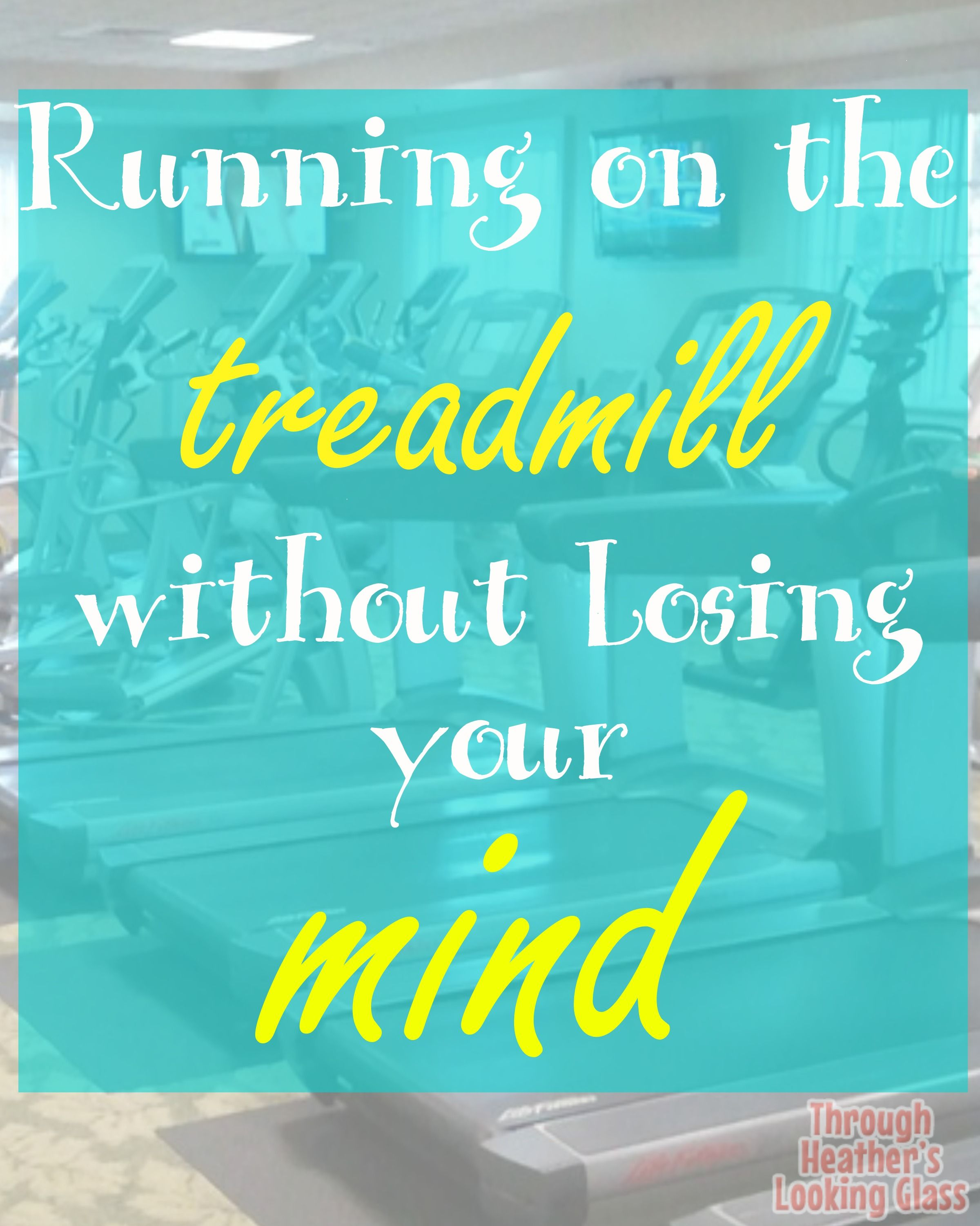 Treadmill Running Without Losing Your Mind. Running on the treadmill isn't for everyone, but it's sometimes necessary. Click for my best tips and tricks for surviving your run at the gym.