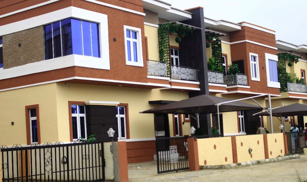 Furnished Luxury Townhouses For Sale In Lagos Nigeria