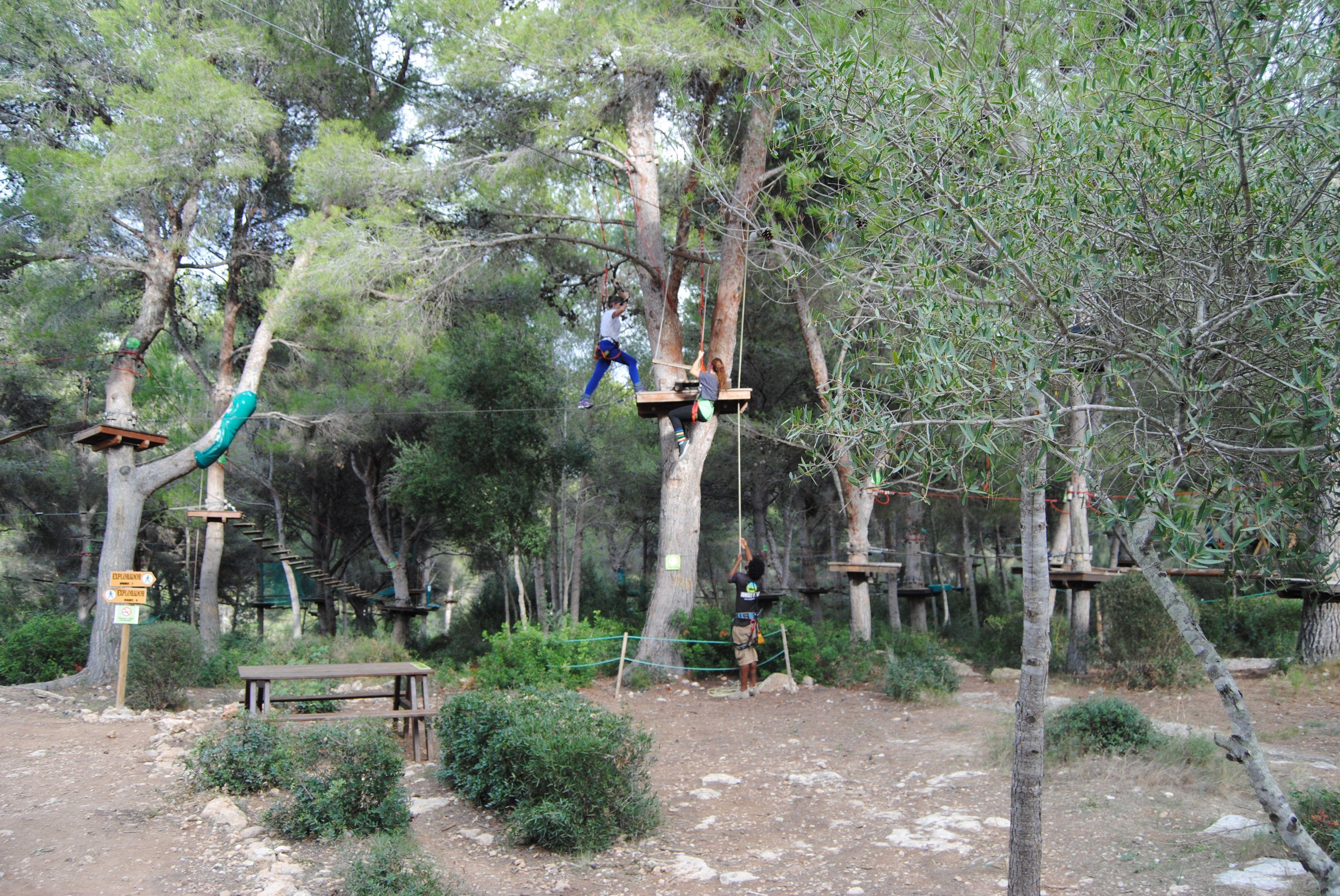 """Jungle Park-Santa ponsa- """"divertidas despedidas de solter@s"""""""