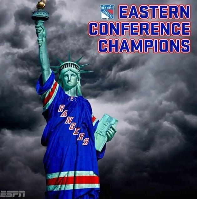 We want the cup NY Rangers