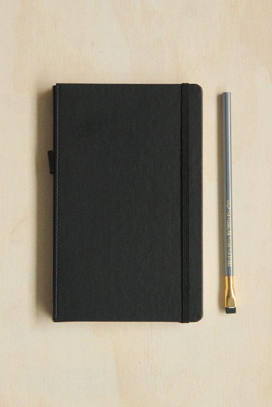 Palomino Blackwing Slate Journal Drawing Book