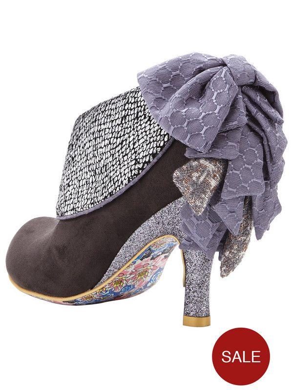e2bc36adbeb9 Irregular Choice Love Means Shoe Boot