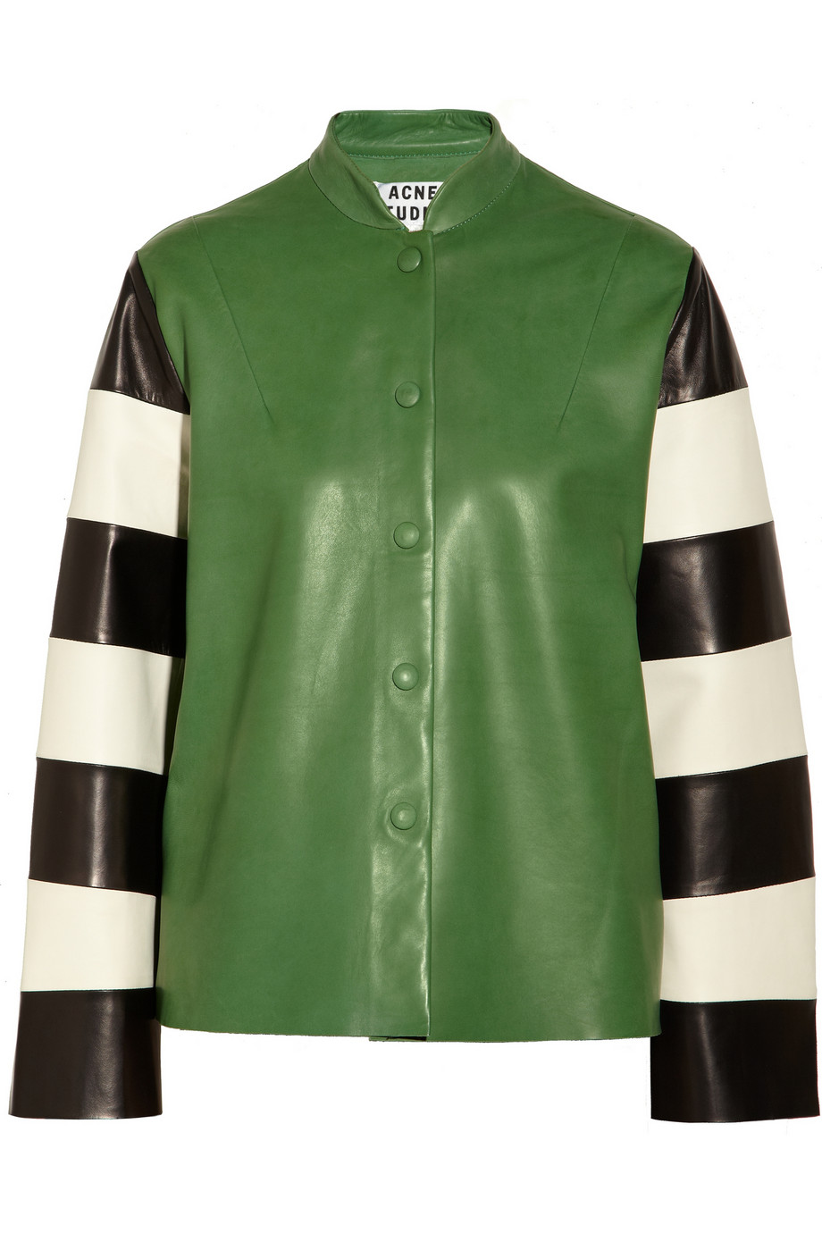 ACNE Leather Jacket SALE!!! Chaqueta de cuero, Chaquetas