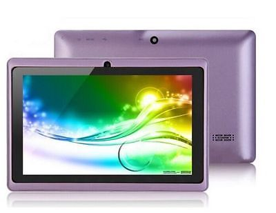 Best Purple 7Inch Tablet PC Android 4.2 4GB Memory Dual Core Dual Cameras Wifi https://t.co/rBunMUpEBm https://t.co/jLhtrpls74