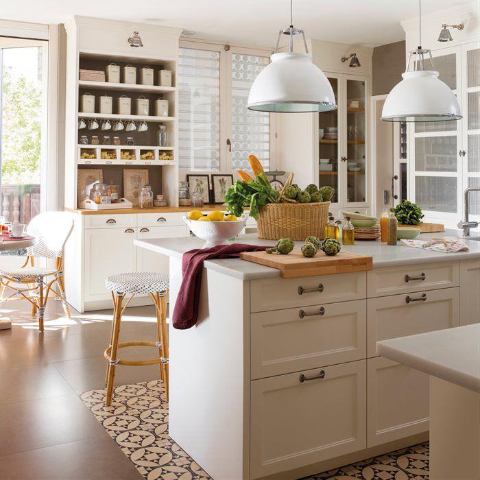 Quieres una cocina el mueble quiero cocinas y cocina - Mueble barra cocina ...