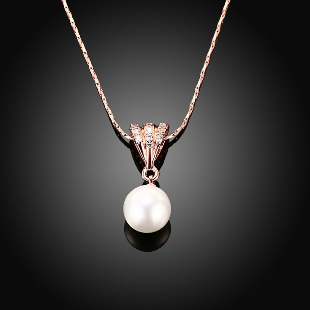 Always a classic choice every woman should own a stunning pearl drop