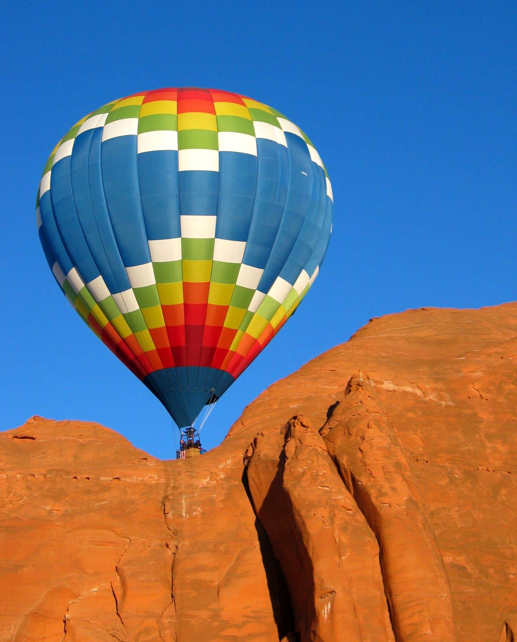 How to See the Albuquerque International Balloon Fiesta