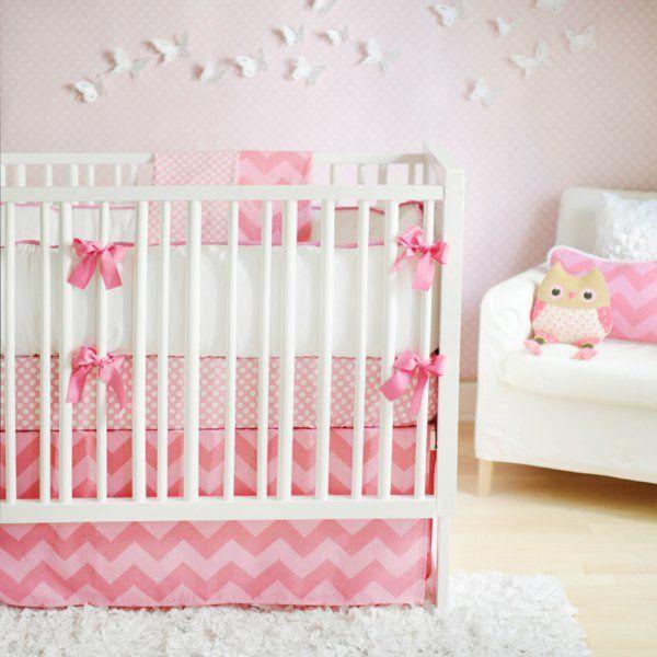 Décoration pour la chambre de bébé fille