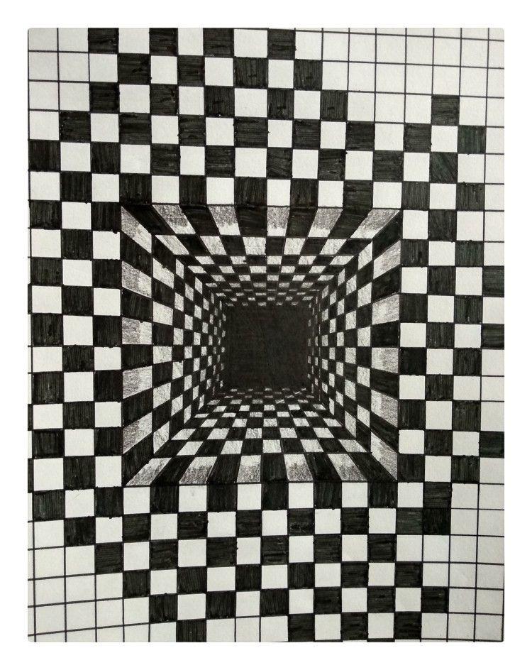 Made By Me Illusion Illusion Art Illusion Art