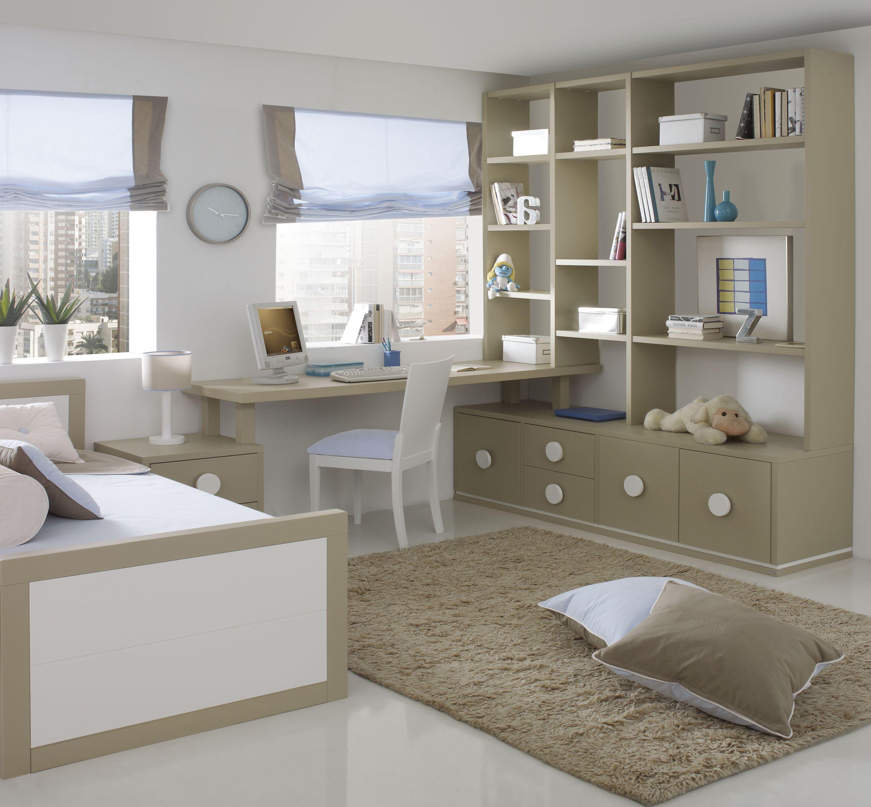 Dormitorio juvenil 111 - Tienda de muebles de Badajoz y Extremadura ...