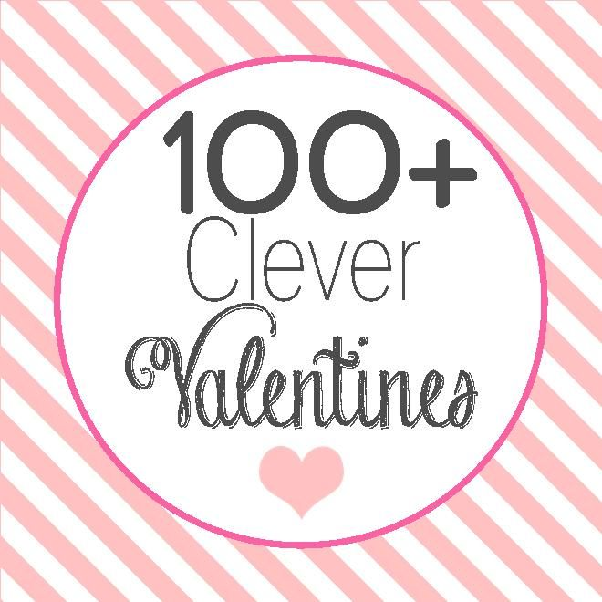 clever valentine sayings paired with candy healthy food craft stuff andor beverages perfect for valentines day - Clever Valentine Sayings
