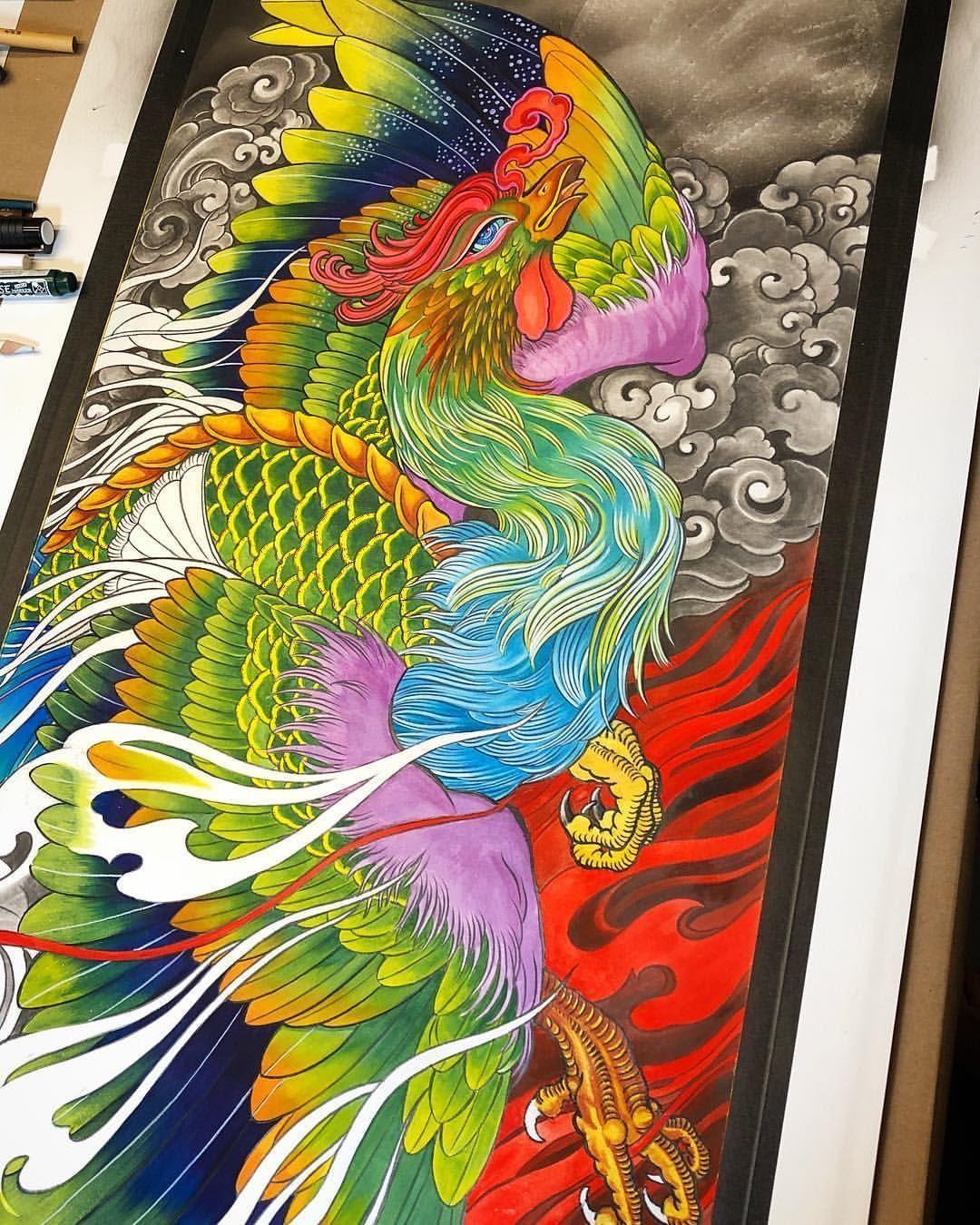 japanese tattoo artist phoenix