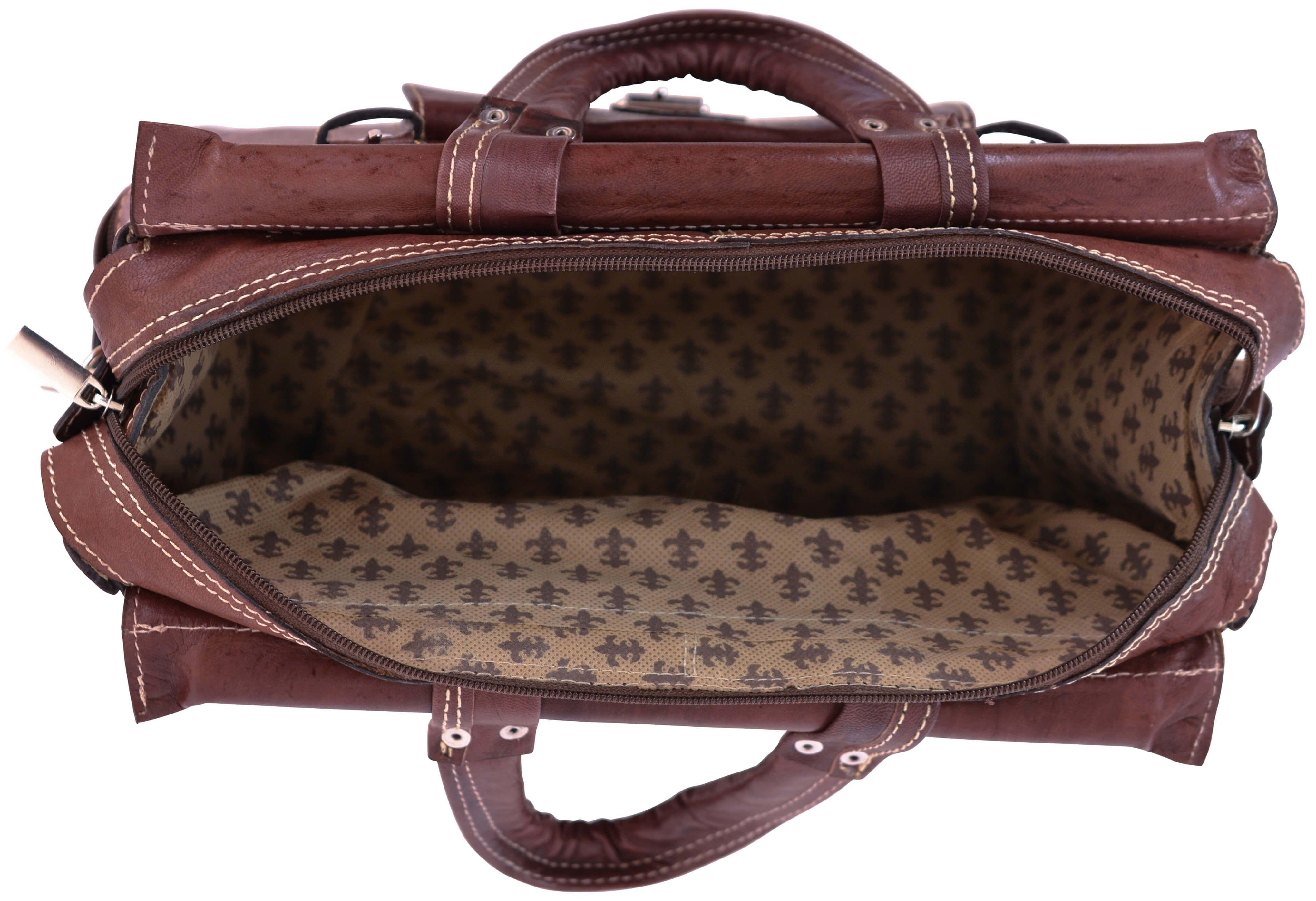 798d8c472a39f Die elegante und äußerst anschauliche Lederhandtasche