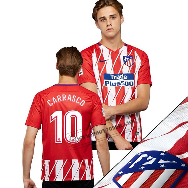 Maillot Domicile Atlético de Madrid Diego Costa