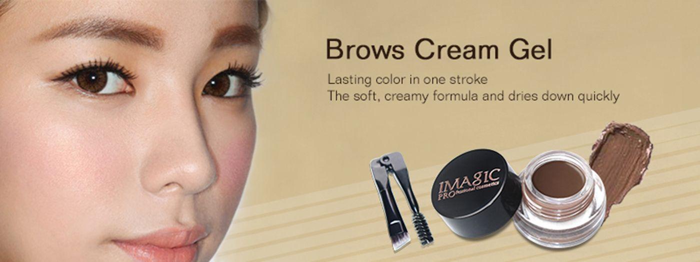 c103801d7  4 IMAGIC New Arrivals Professional Eyebrow Gel 6 Colors High Brow Tint  Makeup