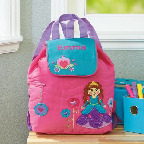 Princess Quilted Backpackby Stephen Joseph® $34.99
