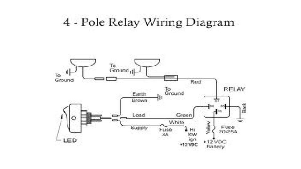 fog light wiring diagram with relay diagram ford explorer