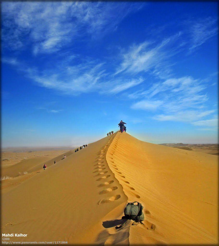 Photo of Dorf Ägypten, eine im Sand schwimmende Insel …