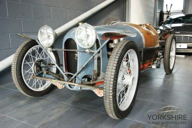 Austin Salamanda Special Yorkshire Classic And Sports