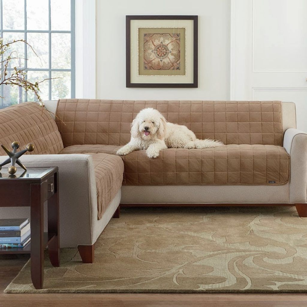Sectional Sofa Covers For Pets Sectional Couch Cover Sofa