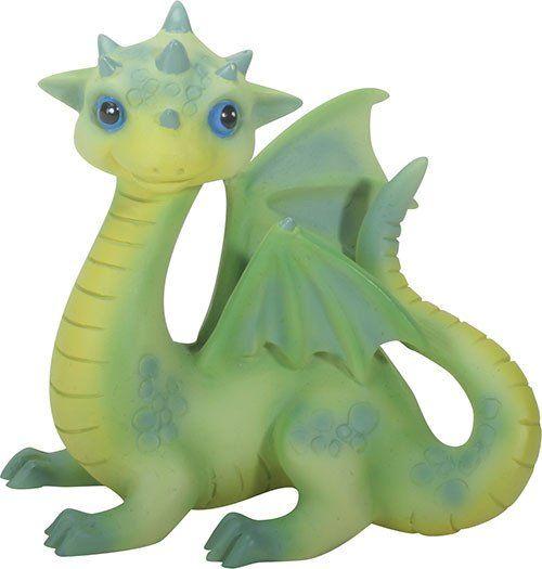 Green Baby Dragon Fiona | Baby dragon, Gothic baby, Dragon ...