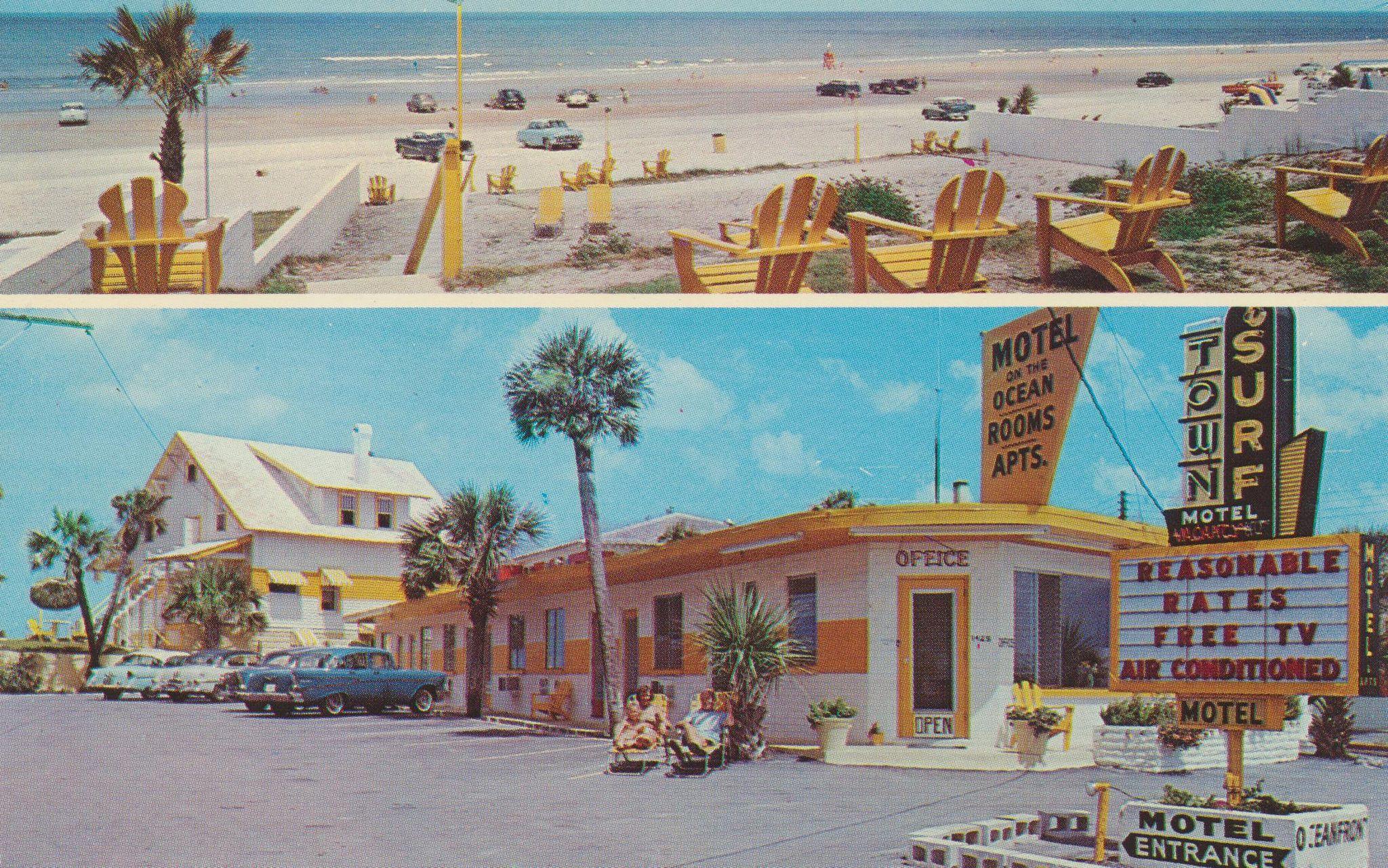 Town Surf Daytona Beach Florida Daytona Beach Florida Daytona Beach Famous Beaches