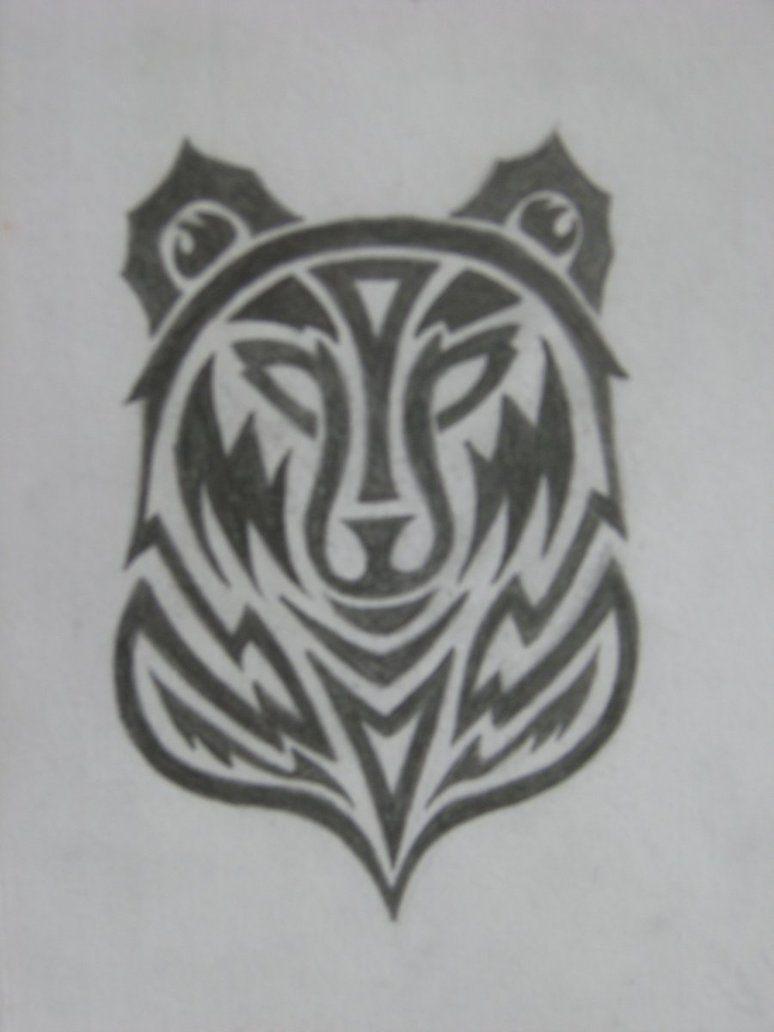 100 best 25 tribal bear tattoo native bear tattoo for Tattoo parlors in anchorage