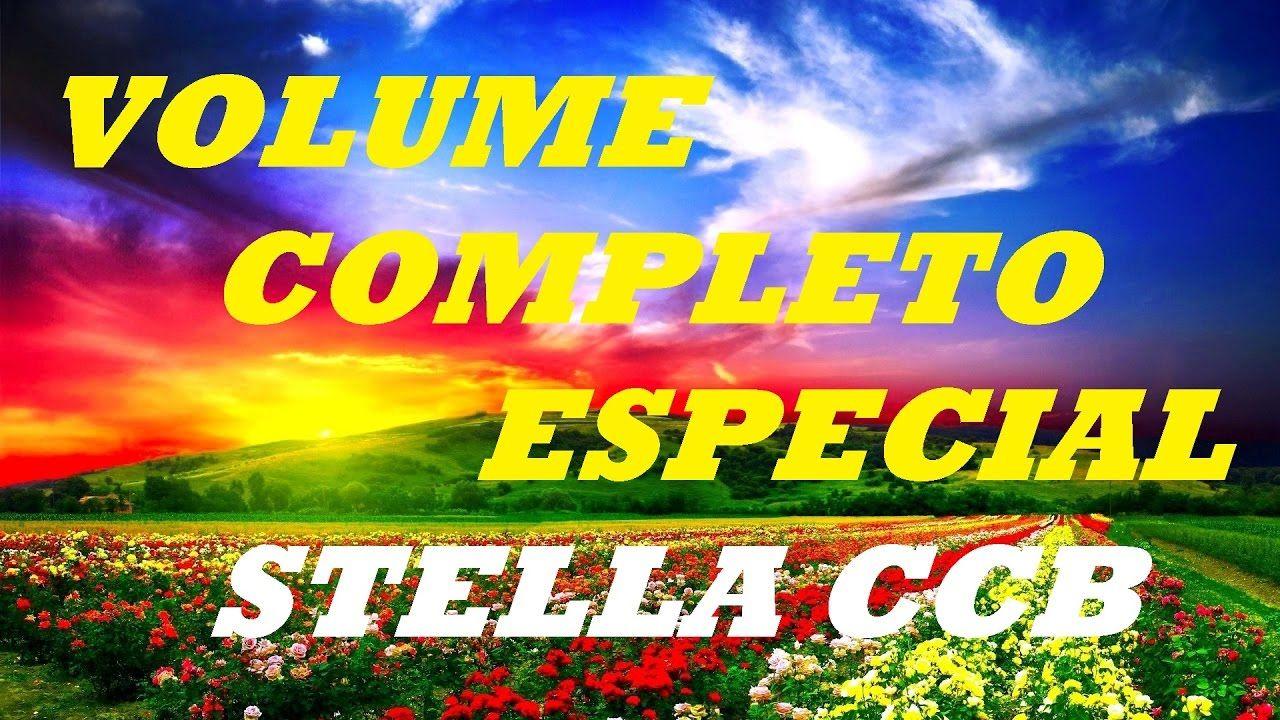 Volume Completo Especial Stella Alcantara E Participacoes