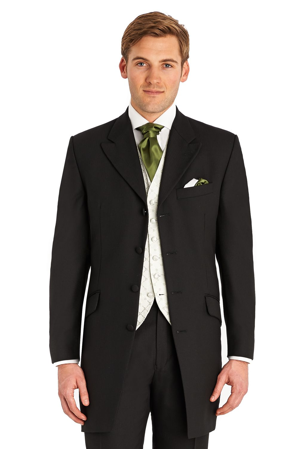 Arundel suit hire from Moss | Black & White Wedding | Pinterest ...