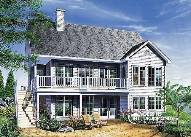 Plan+de+maison+no+W2941+de+dessinsdrummond Plan maison - site pour plan de maison