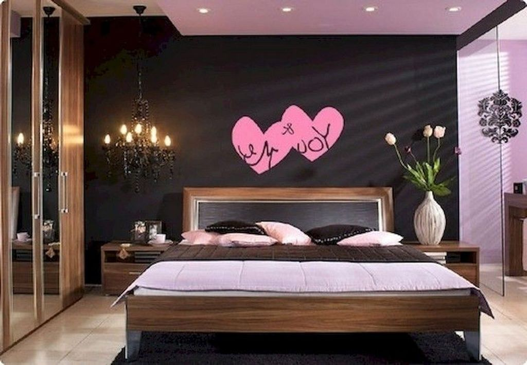 99 Cute Valentine Bedroom Decor Ideas For Couples ...