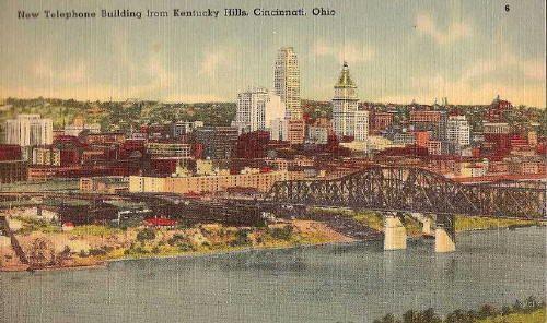 HAMILTON COUNTY - Ohio Genealogy Trails - City of Cincinnatti