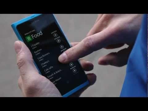 Nokia City Lens for Nokia Lumia: Augmented Reality Browser (Beta)