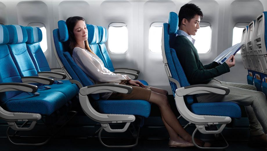 Cathay Pacific's new 'long haul' international economy seats - Australian Business Traveller