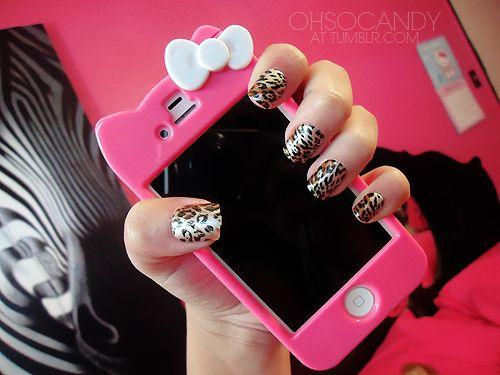 Cuteee Hello Kitty Casee♡♡