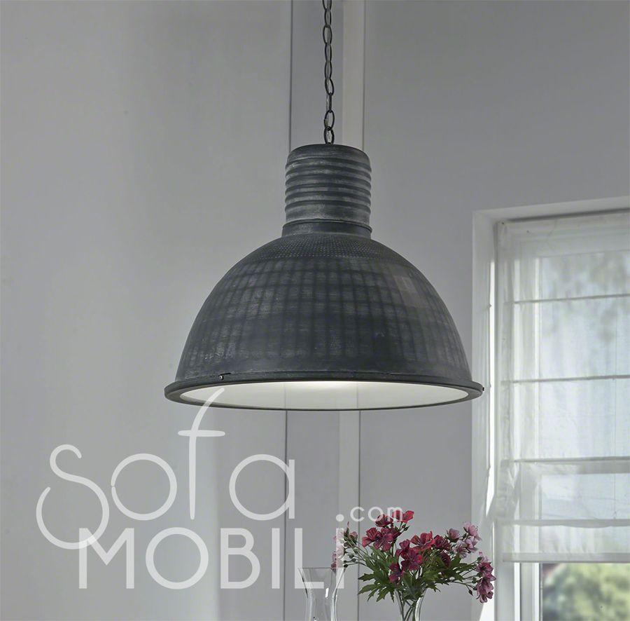 luminaire suspension industrielle m tal bow meuble s jour et salon sofamobili inspiration. Black Bedroom Furniture Sets. Home Design Ideas
