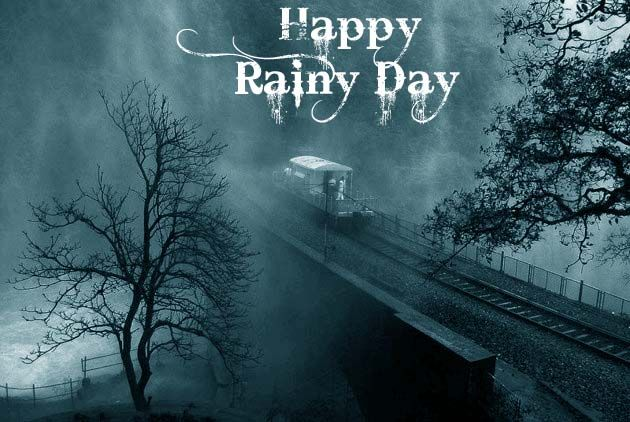 Rainy Day Quotes And Pictures